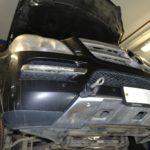 Диагностика тормозной системы Mercedes GL350